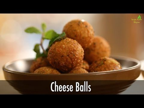 How to make cheese balls in hindi