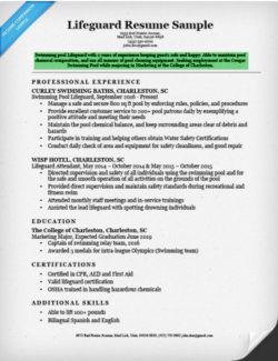 College Resume Objective Lifesaver  Good Resume Objectives For
