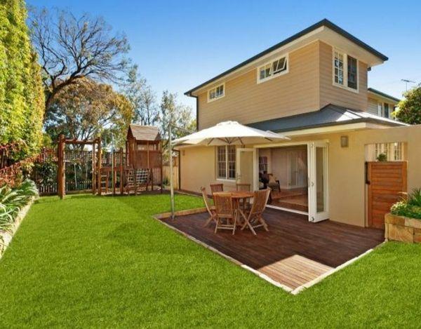 Moderne Gartengestaltung U2013 100 Erstaunliche Gartenideen   Gartenideen  Landschaft Moderne Gartengestaltung Sommerhaus
