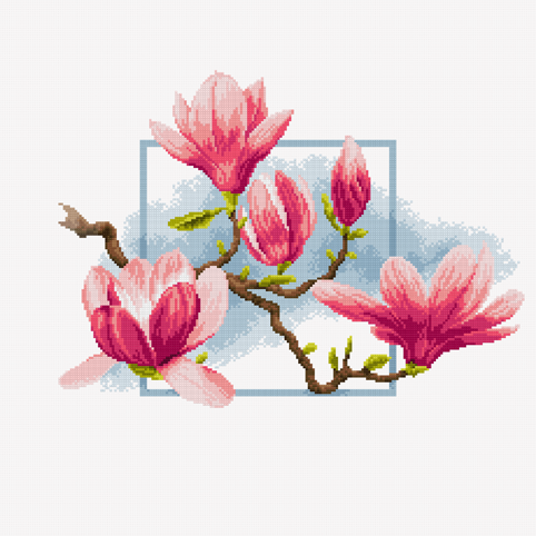 Magnolia (FREE CHART) PDF: https://drive.google.com/file/d/0B3Bf7GZf3i8JQWNzZWo1M25Mblk/edit