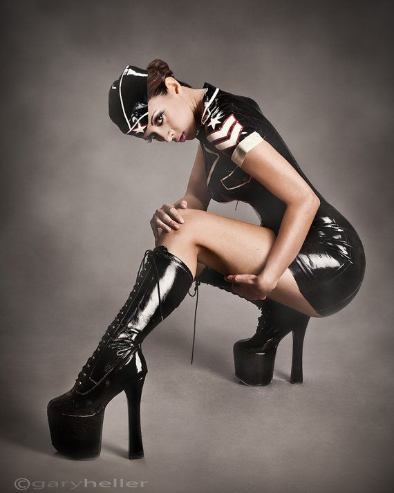 Fetish photography and heels