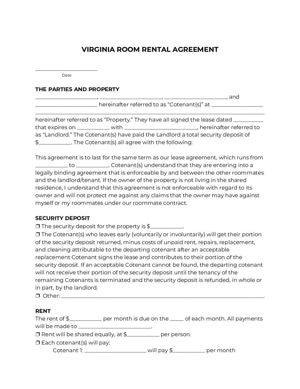 Browse Our Image of Hall Rental Agreement Template in 2020