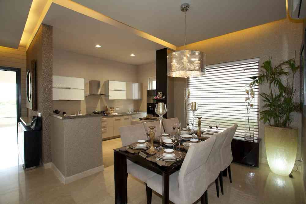 Site office dining room design area indian homes apartments also pin by siya on interior pinterest and rh in