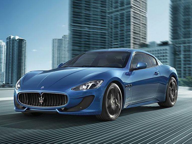 2017 Maserati Granturismo Sport 4 7l Overview Maserati