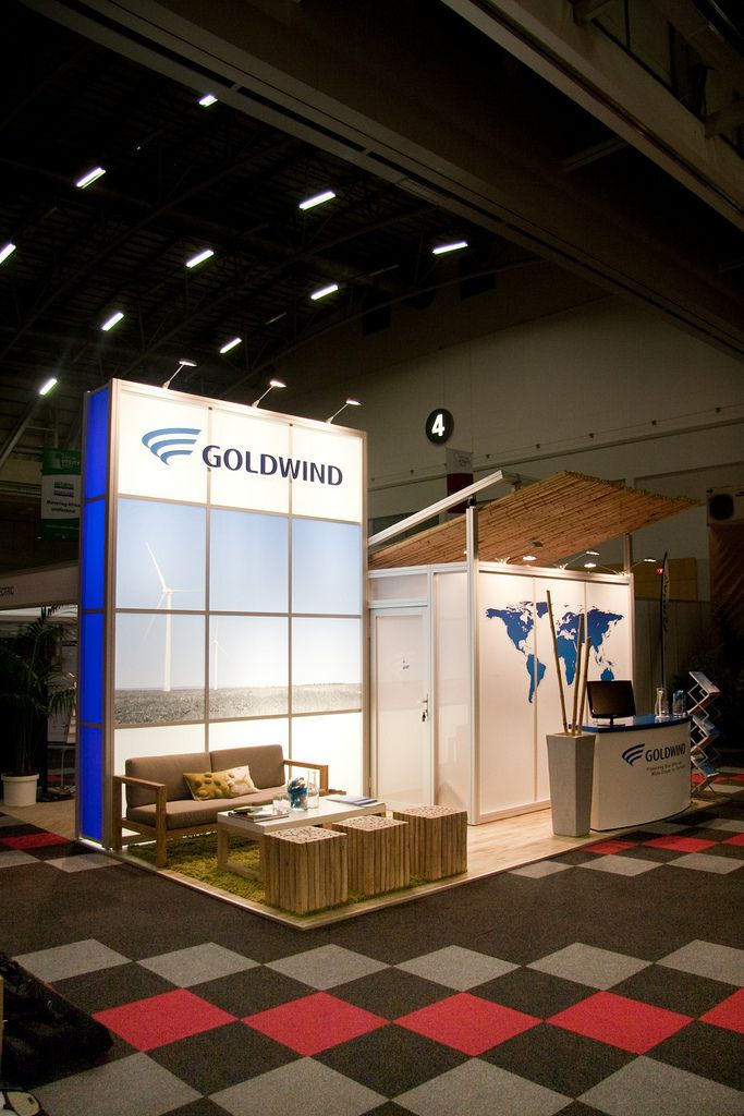 Modular Exhibition Stands Yard : Modular exhibition stands by hott d architecture exhibits