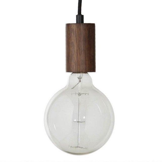 Suspension design ampoule noyer Frandsen Bristol FRANDSEN
