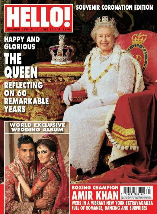 Queens 60th Coronation