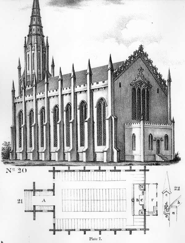 Essay on Gothic Architecture by John Henry Hopkins 1836 This