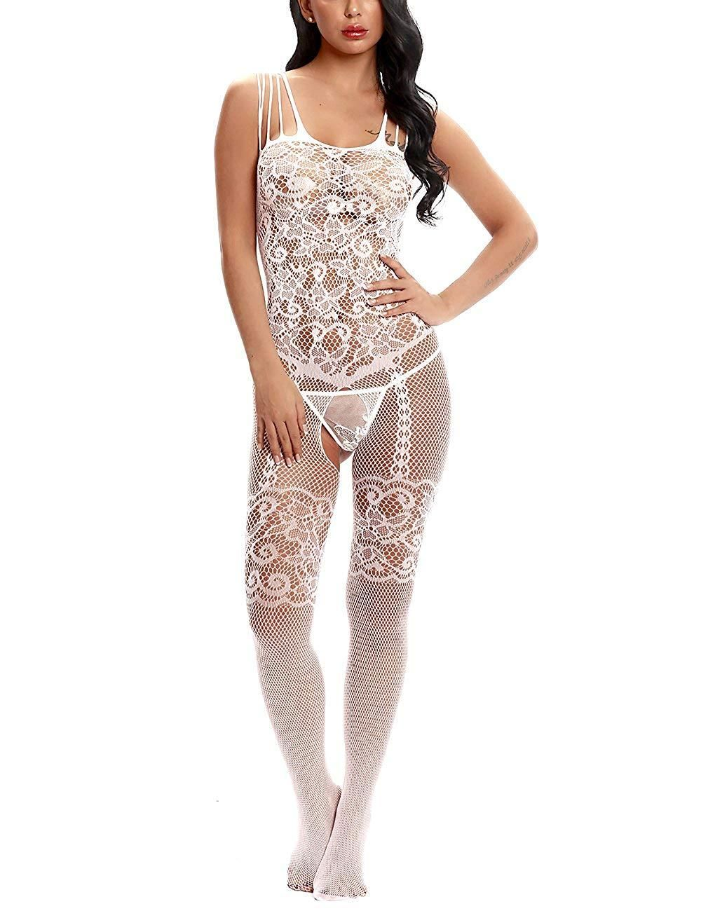 870c45f89 Vextronic Crotchless Bodystocking