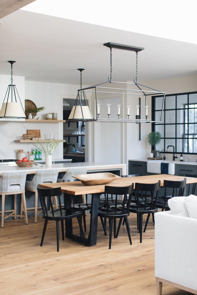 Best Beech Project — Kate Marker Interiors Rustic Farmhouse 400 x 300