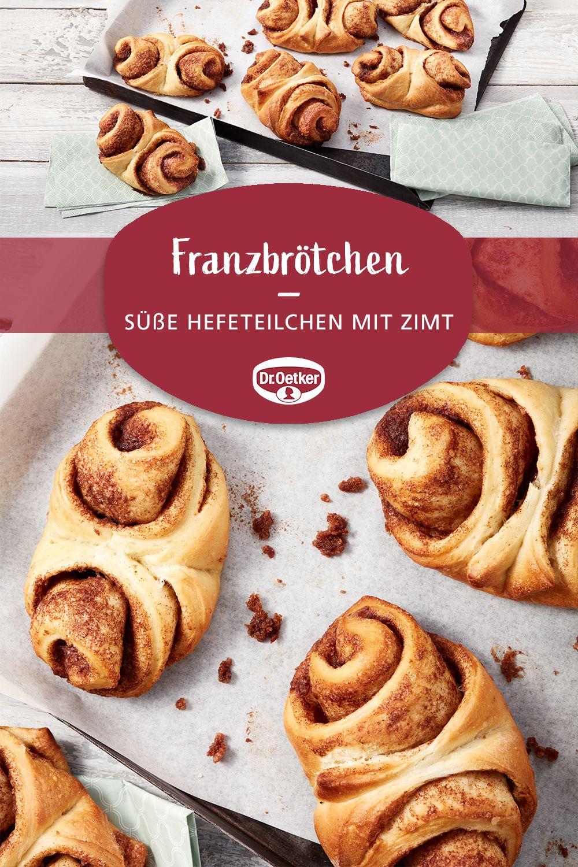 Franzbrötchen