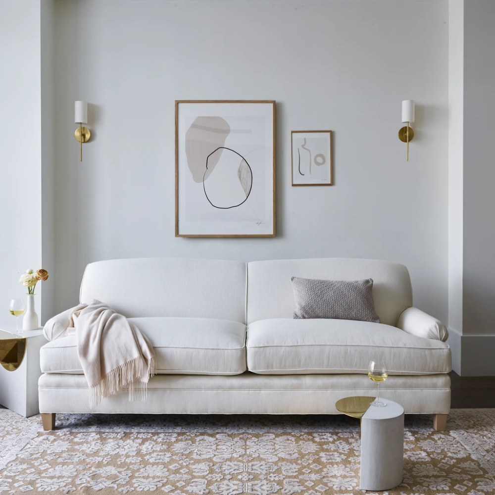 One Sofa Styled Three Ways Living Room Decor Rules Living Room Designs Golden Living Room Decor