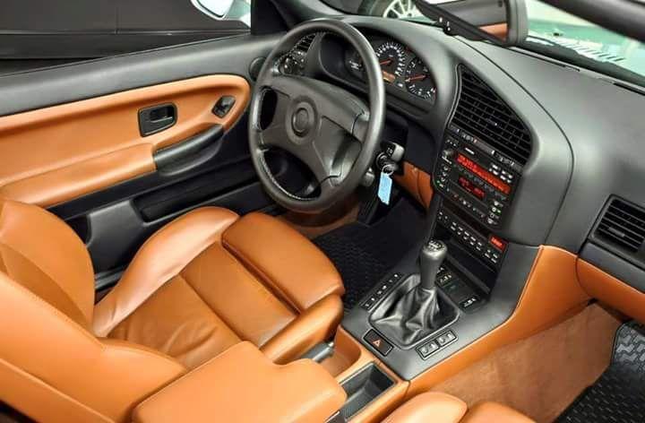 Bmw e36 camel interior bmw e36 culture album for Interior bmw e36
