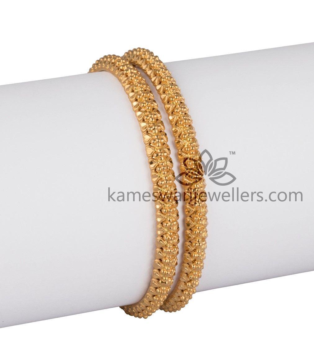 cda0d4d5493fa5 Micro Emboss in 2019 | Zabeen | Gold bangles design, Gold bangles ...