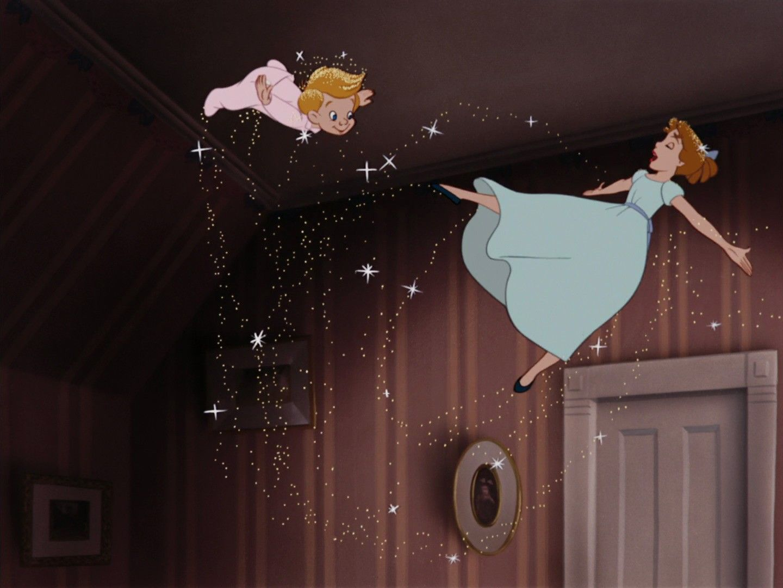 Wendy Peter Pan Aesthetic