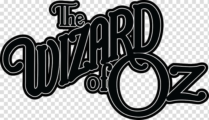 The Wizard Of Oz Logo The Wizard Of Oz Toto Professor Marvel Logo Wizard Of Oz Transparent Backgrou Circle Drawing Comic Book Drawing Black And White Cartoon