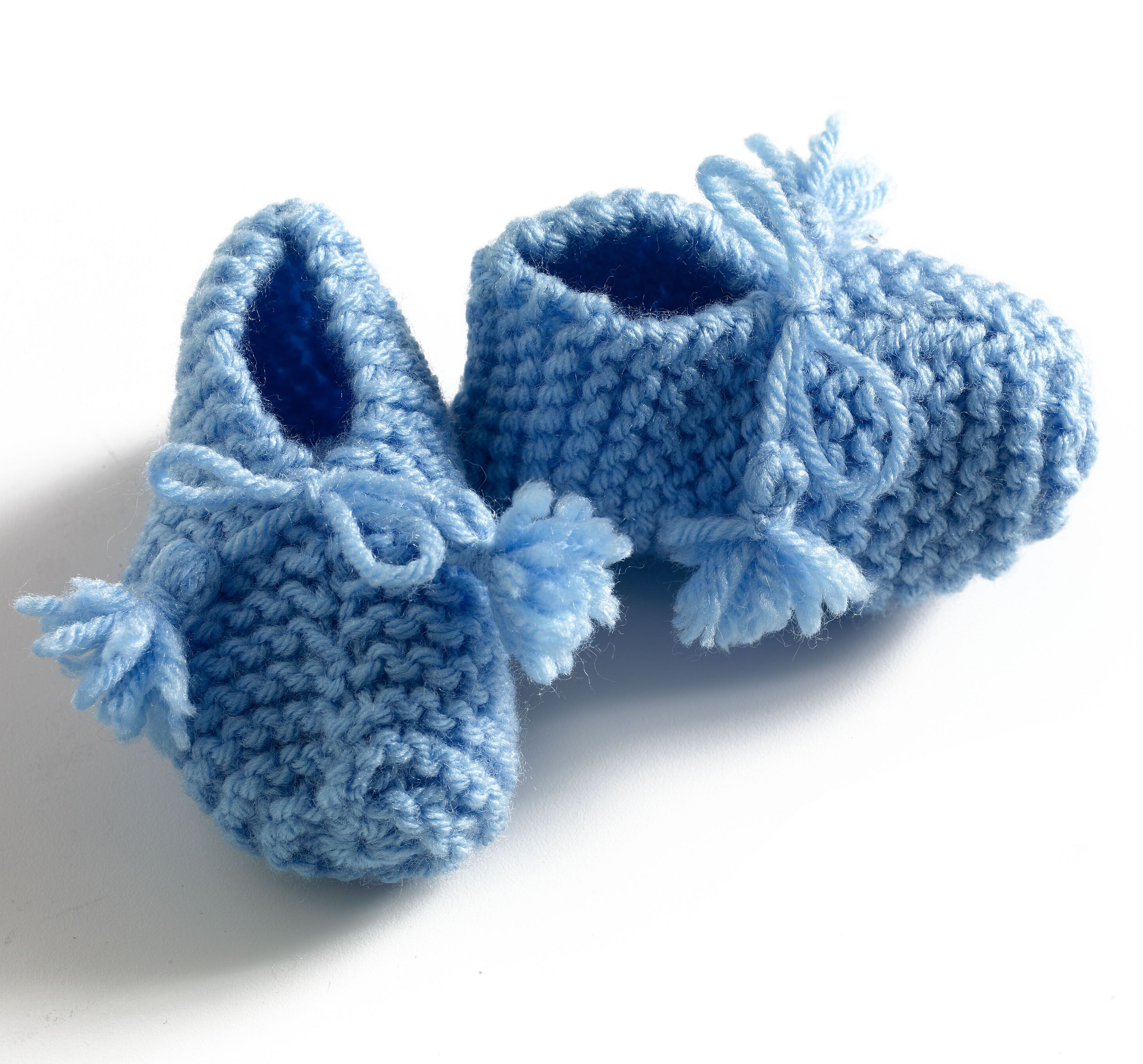 Free knitting patterns two needle baby booties for beginners free knitting patterns two needle baby booties for beginners bankloansurffo Choice Image