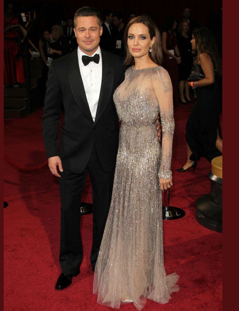 Th oscars red carpet academy awards luxury aline long