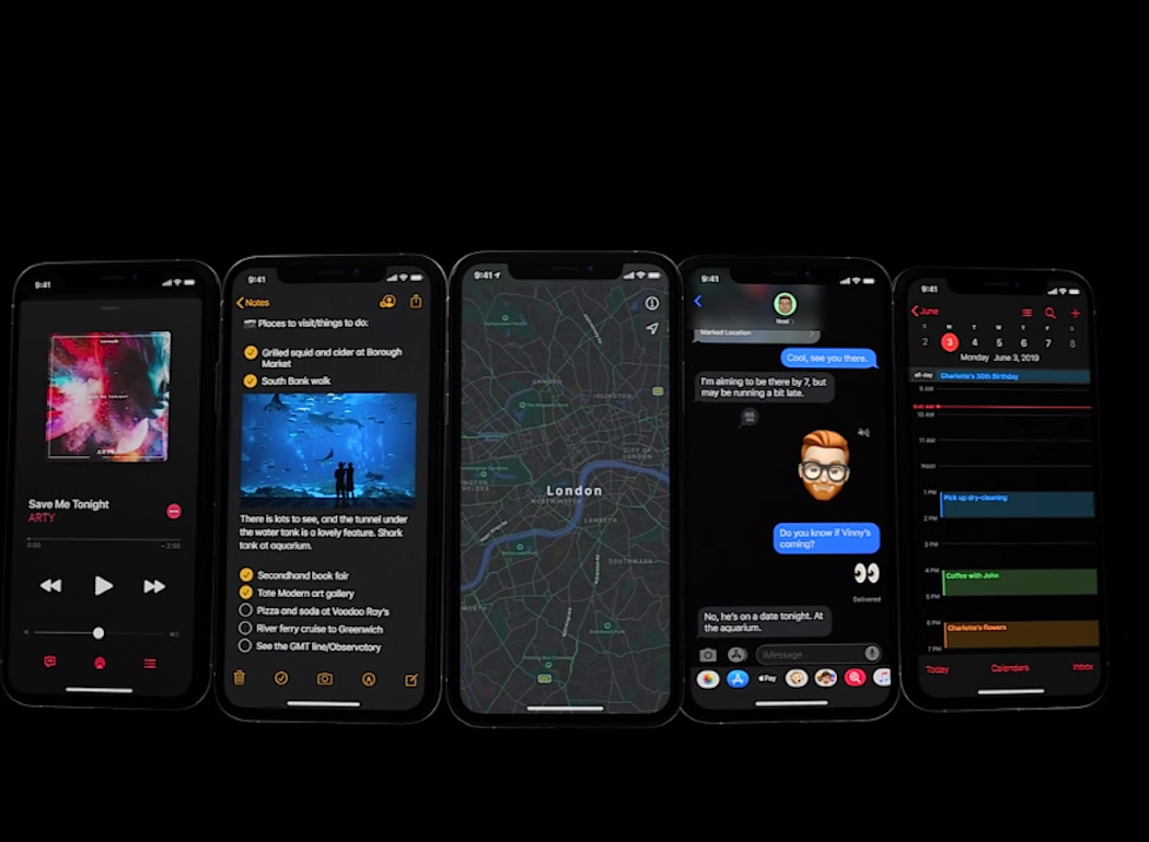 What Is Dark Mode In iOS 13? Your iPhone & iPad Will Look