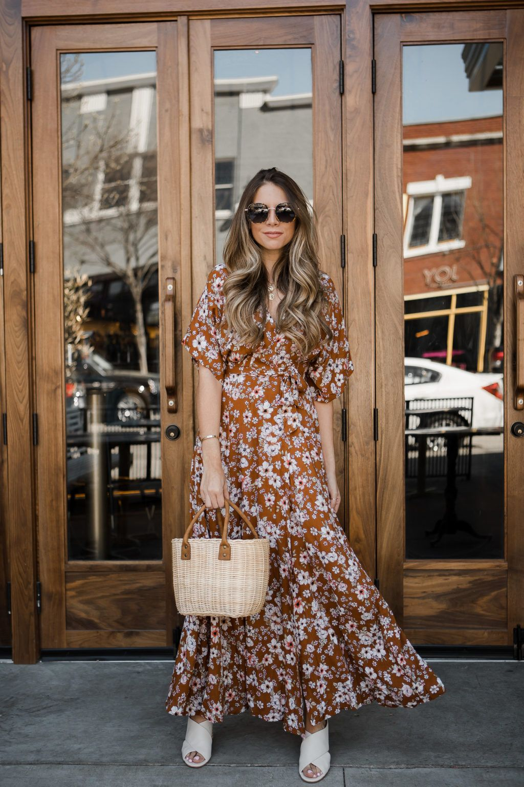 d3ebace7145a 5 Floral Maxi Dresses to Wear this Spring and Summer