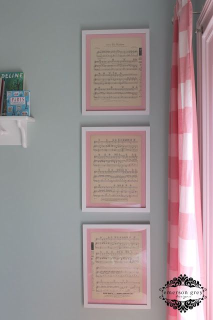 Bonjour {pale blue and pink nursery} Maddie\u0027s room Pinterest - deckengestaltung teil 1