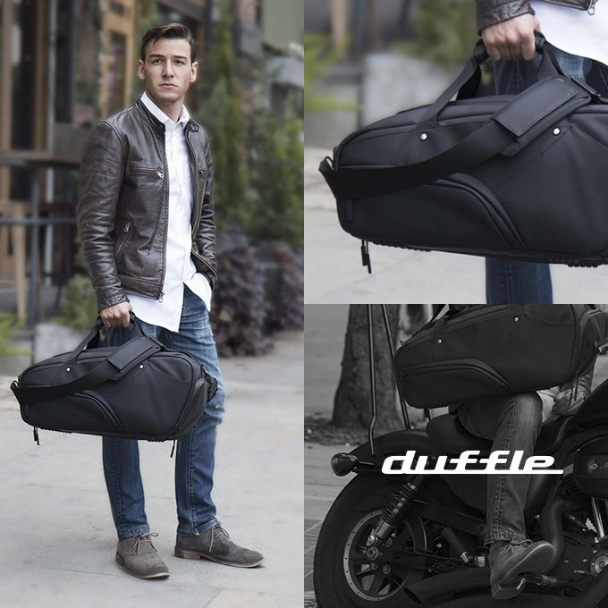 b611e3dbcbaa KP Duffle - The Ultimate Travel Bag by Keep Pursuing — Kickstarter ...