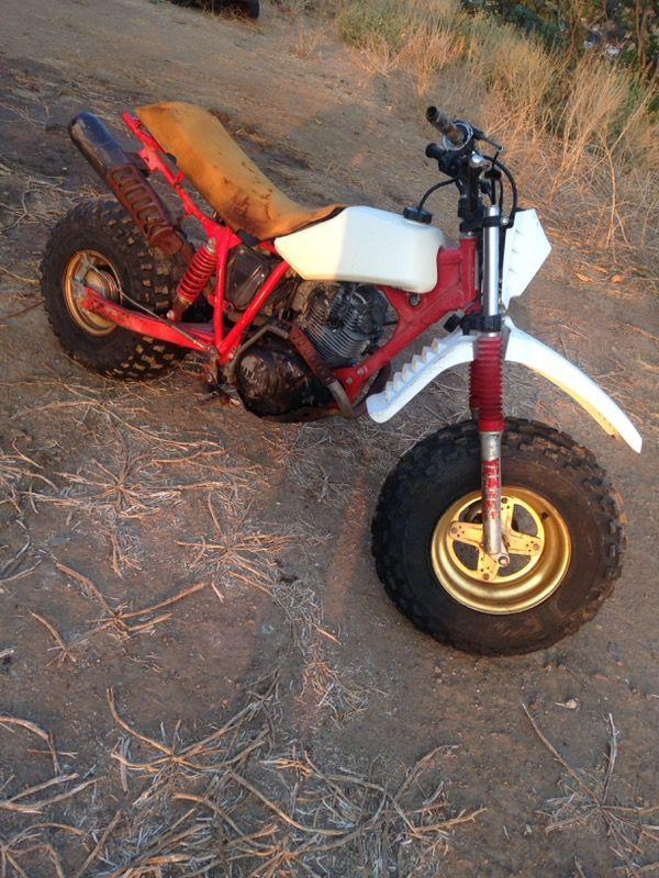 1987 Yamaha BW200 Big Wheel Big wheel, Wheels for sale