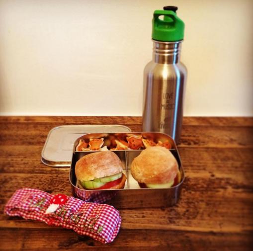 Lunchbots / Lunchbox / Kivanta snack idea / school lunch