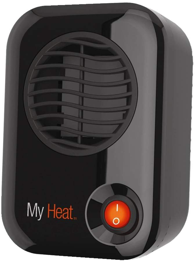 Lasko My Heat Personal Ceramic Heater Portable Space Heater Air Conditioner Heater Portable Battery