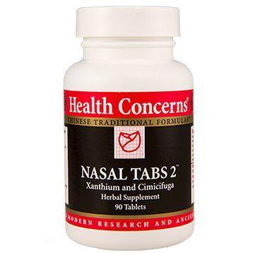 Health Concerns Nasal Tabs II 650 mg 90 tablets NASA6. #health #fitness #wellness #healthyliving