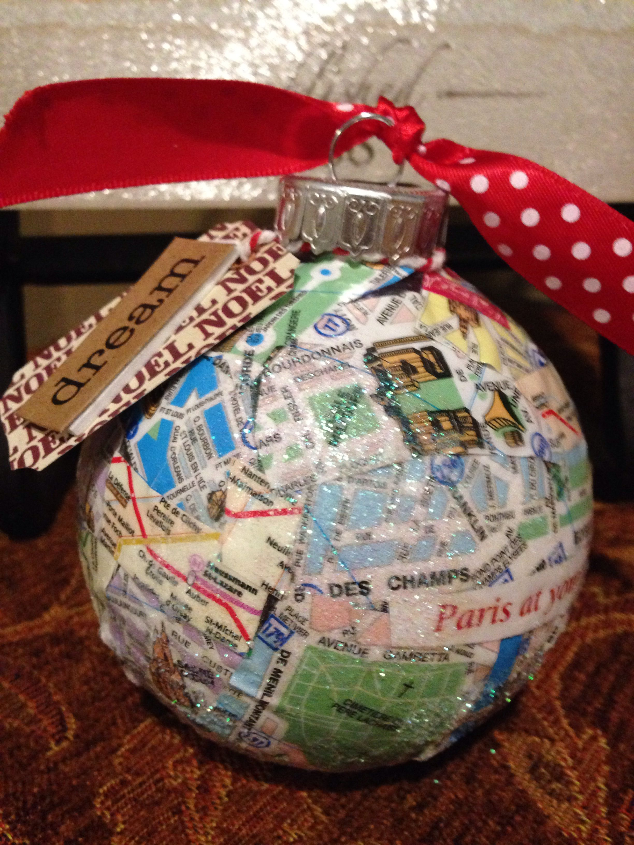 8 Christmas Ornaments That Inspire Epic Wanderlust
