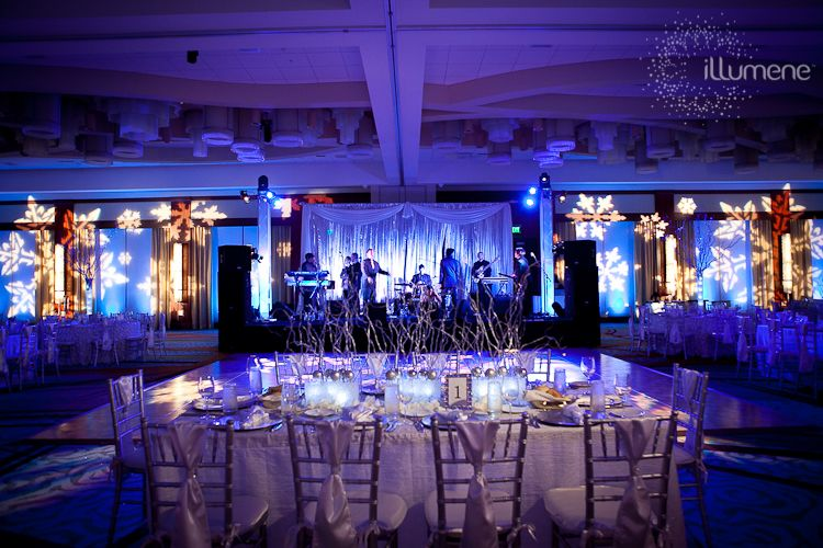 Best Company Christmas Party Ideas Part - 19: Corporate Christmas Party At The Harbor Beach Marriott
