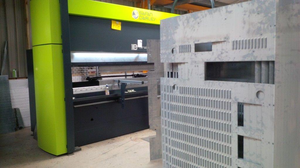 Bracket Angle Gallery Cnc Press Brake Sheet Metal Work