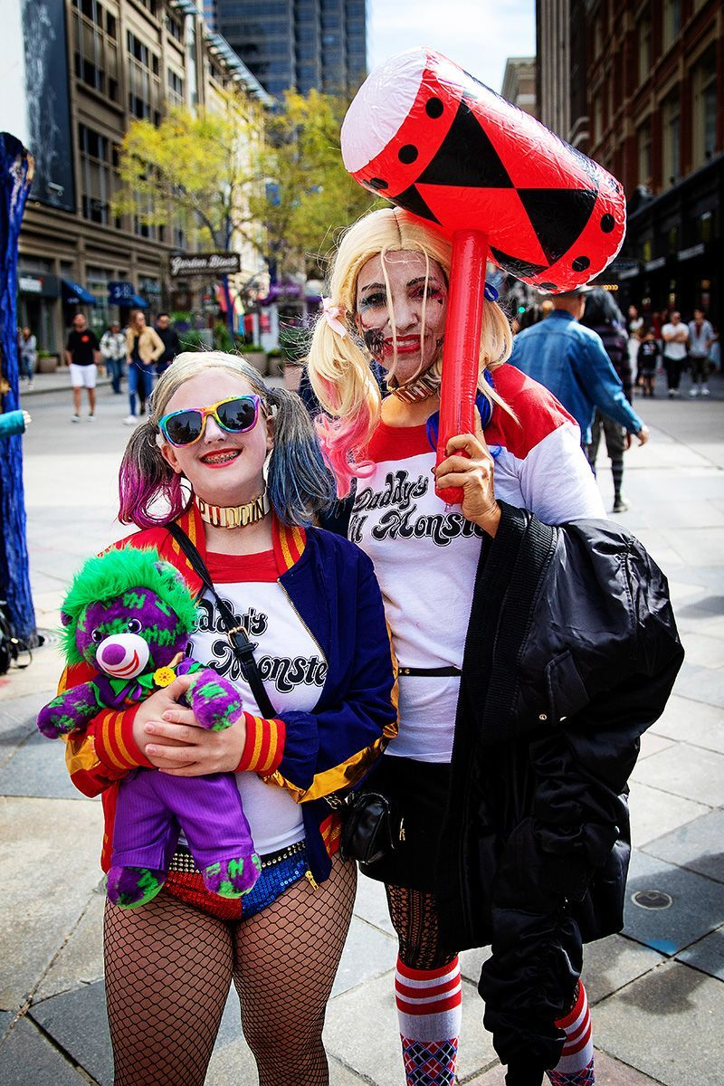 Denver Zombie Crawl 2019 Photos 100  Greeblehaus  DC  Harley Quinn