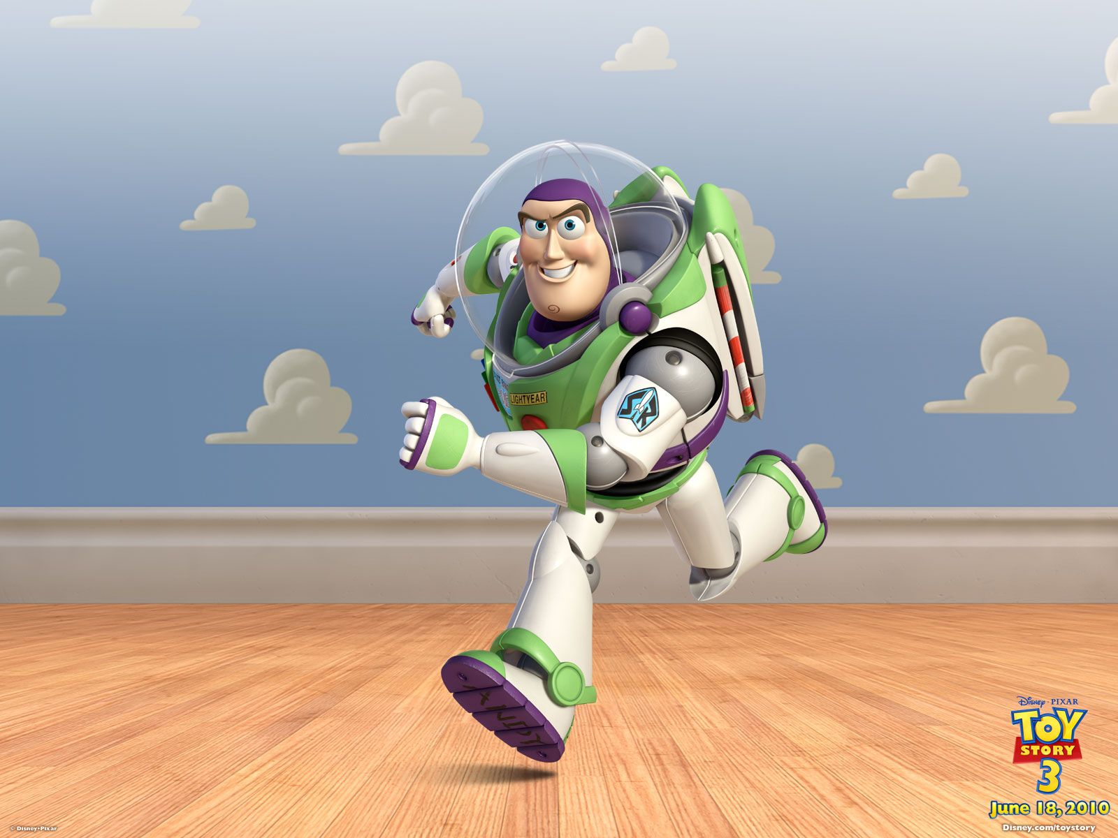 Toy story of terror 1 2 3 buzz lightyear of star command for sale - Buzz Lightyear In Toy Story 3 This Hd Buzz Lightyear In Toy Story 3 Wallpaper