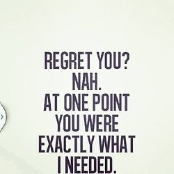 I cant regret you... | via Tumblr on We Heart It