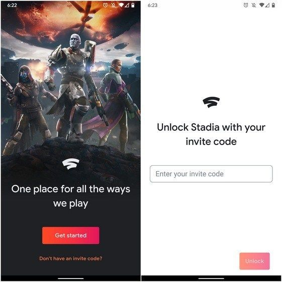 Google Stadia App Listed on the Play Store Ahead of