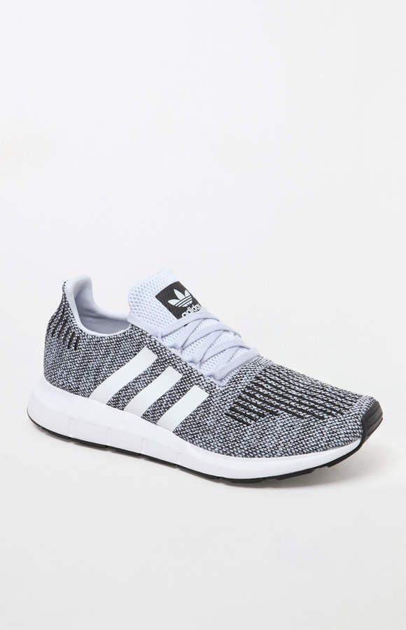 9534cdaca adidas Swift Run Blue   White Shoes