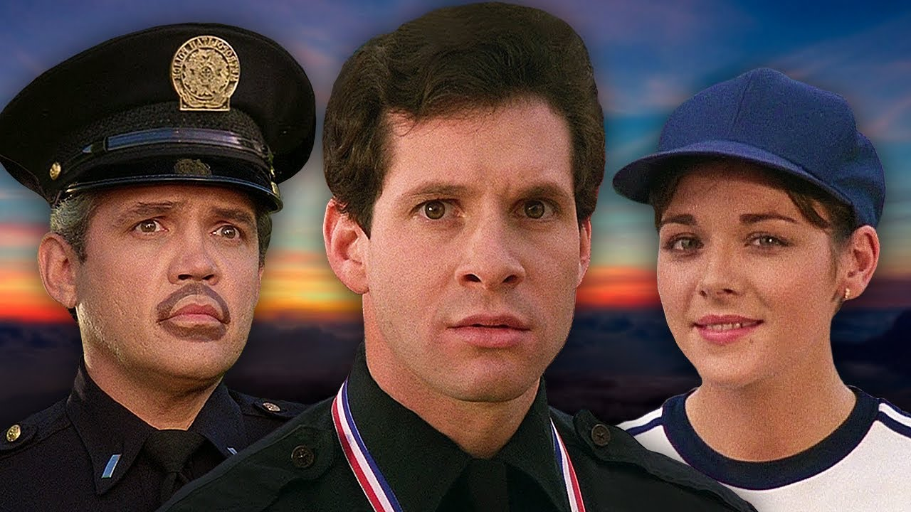 Police Academy Then And Now Real Name And Age Police Academy Steve Guttenberg Comedy Films