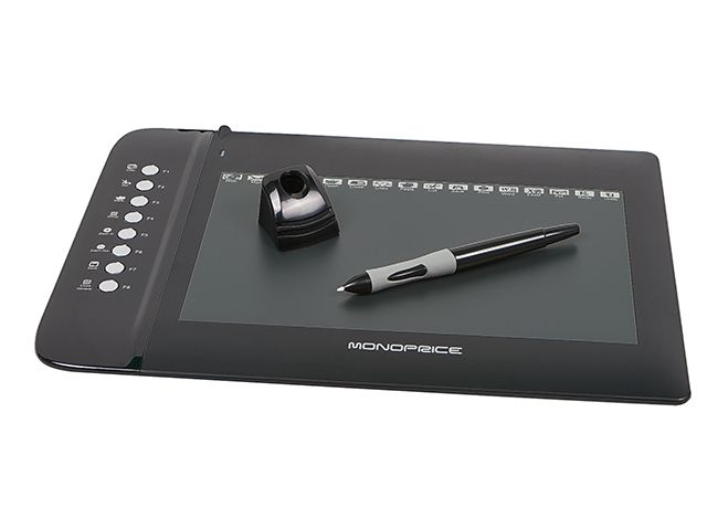 The Little Monoprice Graphics Tablet That Could With Images