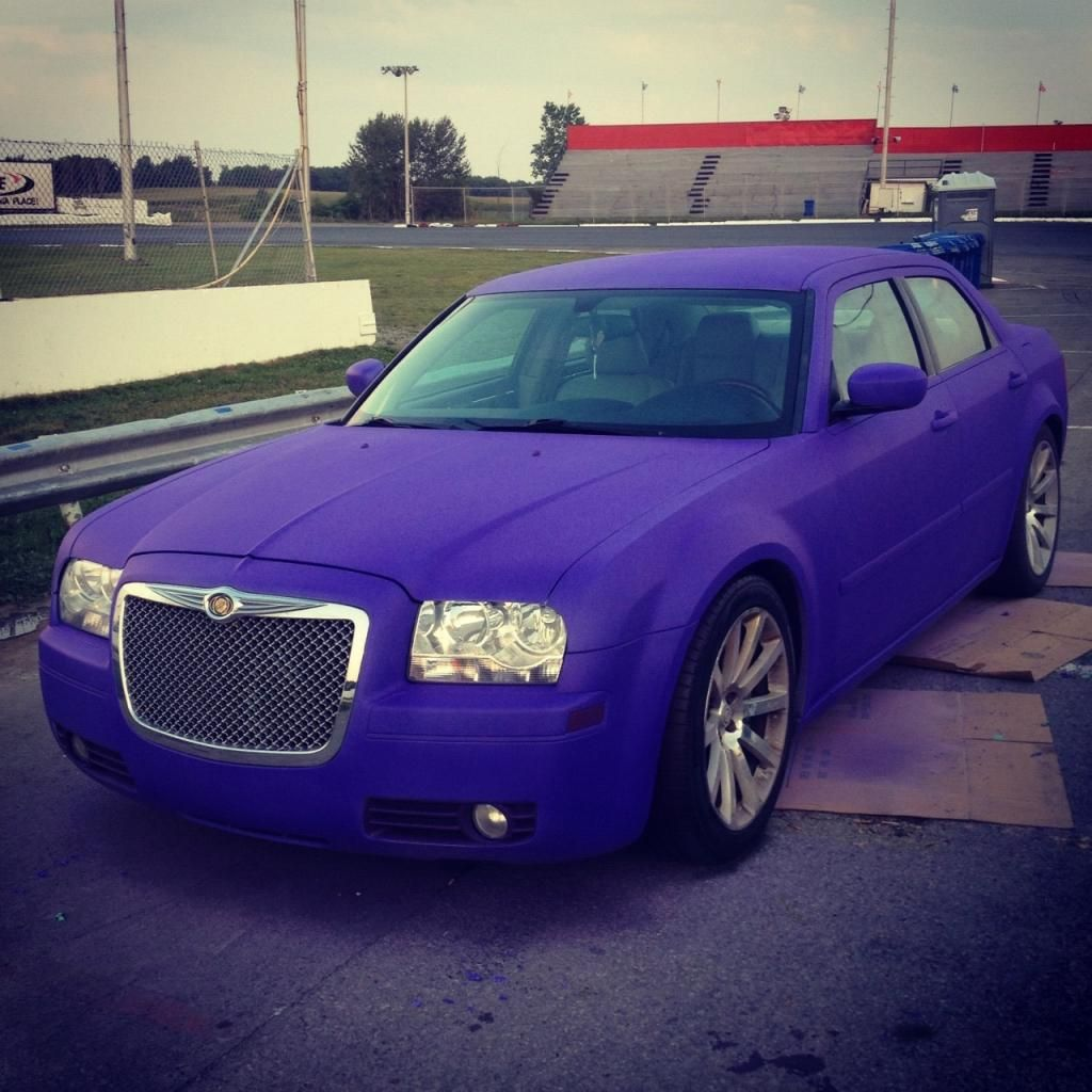 Purple Chrysler 300 Accessories - Google Search