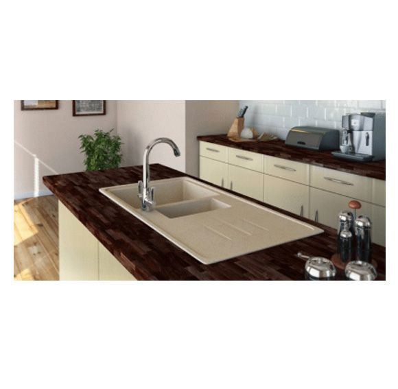e granite kitchen sinks carron debut 150 granite sink carron 3536