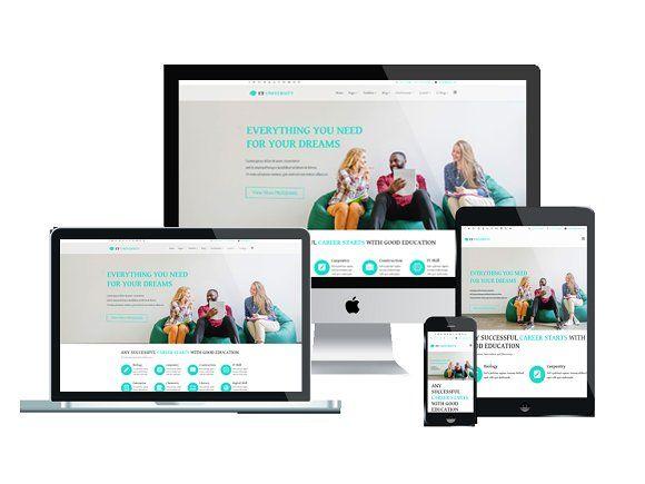 ET University – University Joomla   Template, Wordpress and Website ...
