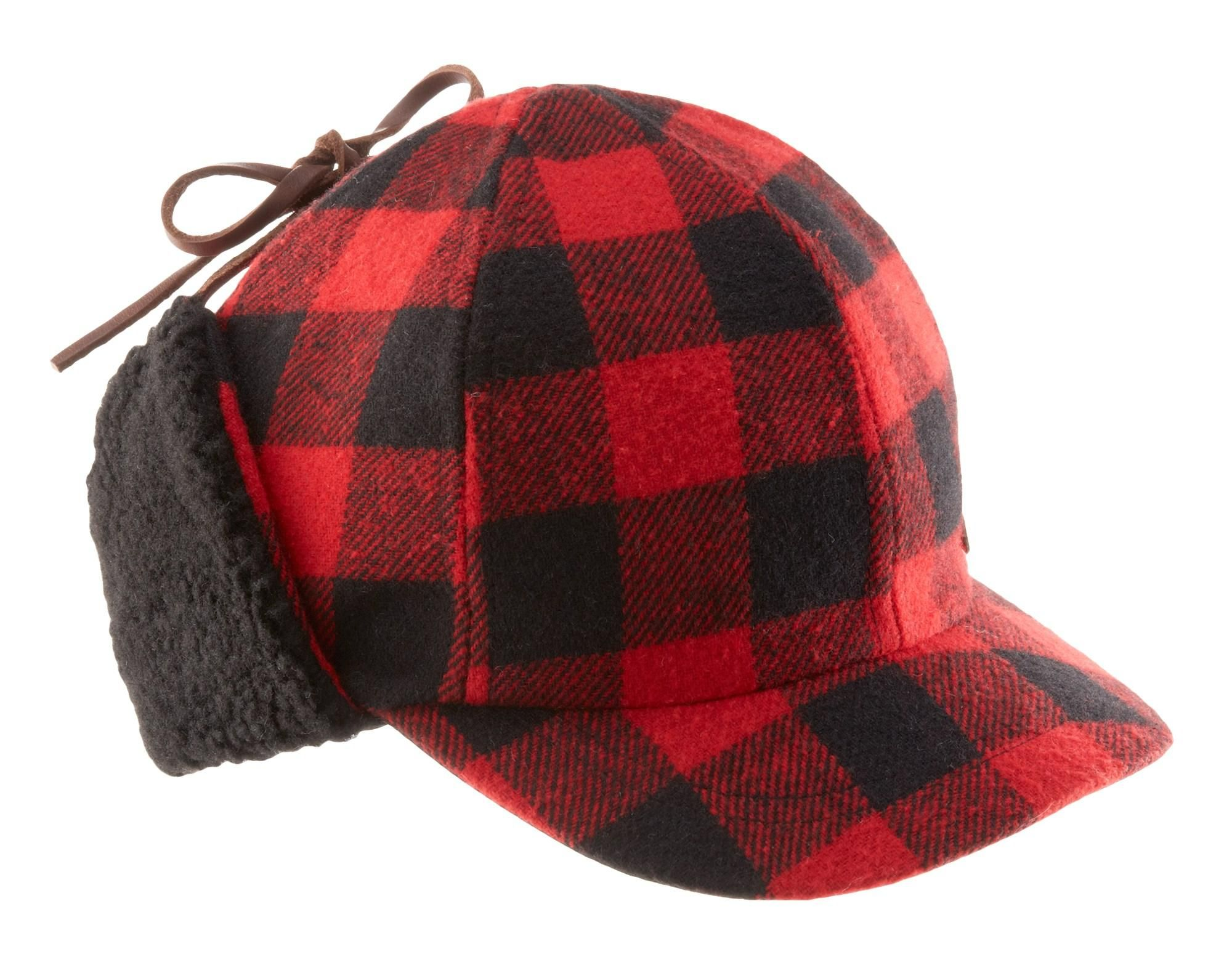 b0d7a61b The Elmer Fudd-approved REI Buffalo Plaid cap is lined with soft polyester  fleece and features warm insulation. #REIGifts