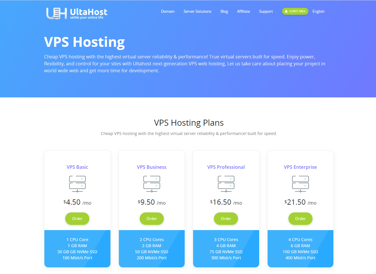 Cheap VPS Hosting in 20   Web hosting business, Virtual private ...