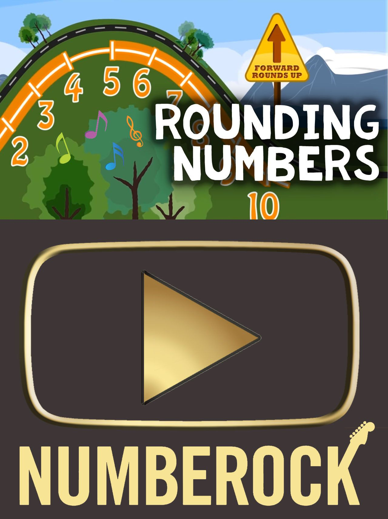 Rounding Numbers Song Amp Video Activities Worksheets