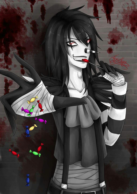 Creepypasta Jeff The Killer Anime Posted By John Simpson