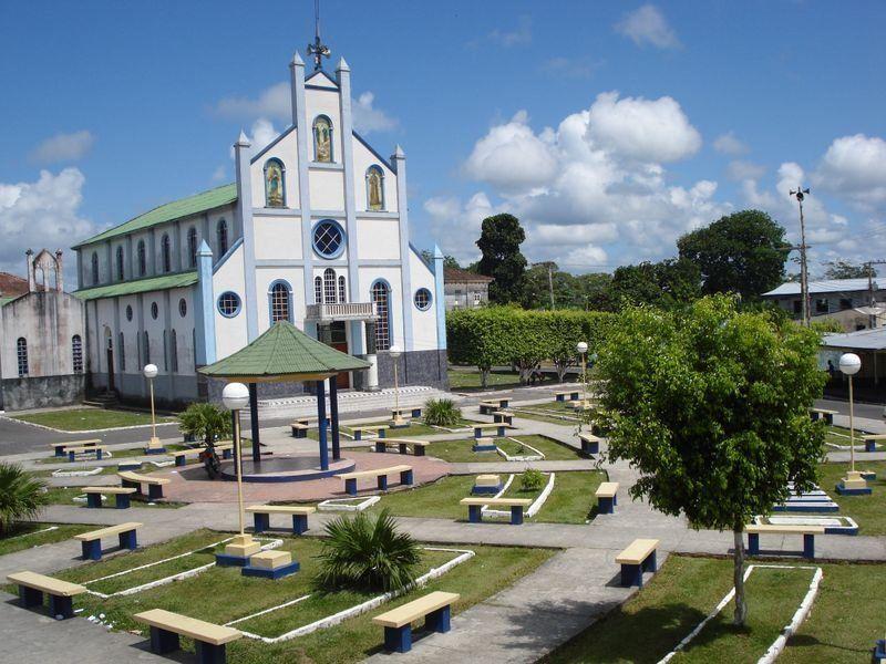 São Paulo de Olivença Amazonas fonte: i.pinimg.com