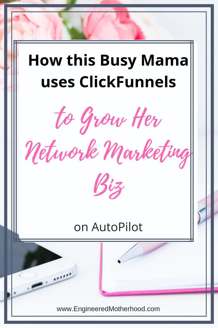 Clickfunnels Network Marketing Things To Know Before You Buy