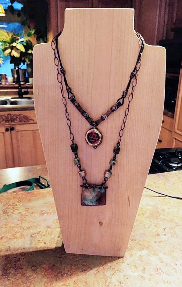 Love My Art Jewelry: BIG Displays.... small Spaces | Display Your ...